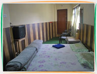 Double Bed Kanchenjengha Facing Room