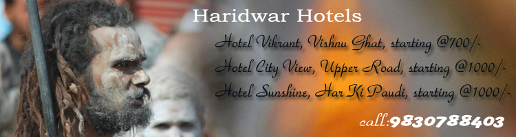 Hotel Booking at Haridwar