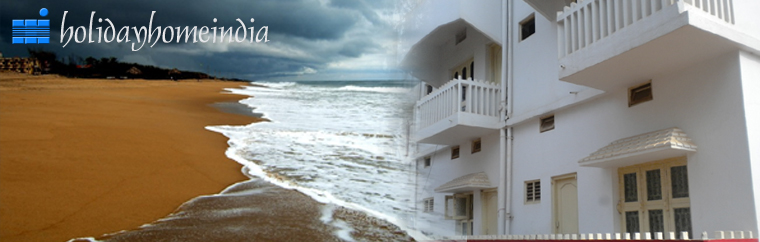 Holidayhomeindia and State Bank of India Staff Recreation Club, A O Howrah Holiday Home at Hotel Konark, Puri