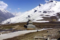 Enroute Rohtang Pass, Manali