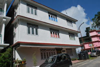 Hotel Hungree, Upper Pelling